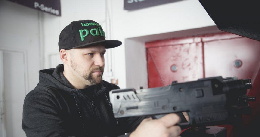 """""""To nie jest hip-hop. Rozmowy"""" / wywiad - Eprom"""